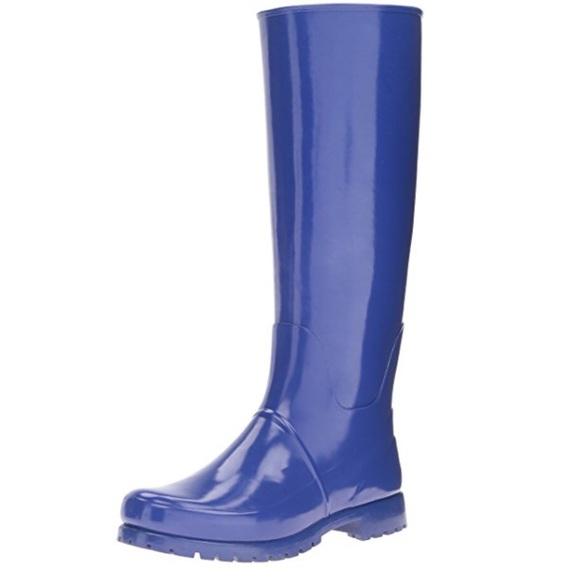 2490185aa131 New Ralph Lauren tall knee high Rain Boots
